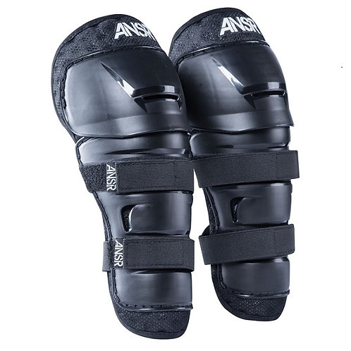 Answer Pee Wee Knee Guards Black