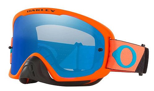 Oakley O Frame 2.0 Pro Goggle (Heritage B1B Orange/Black) Black Ice Iridium Lens