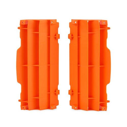 KTM/Husqvarna  Radiator Louvers Orange