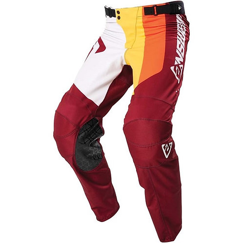 Answer 2021 Elite Pace Pant Ghiost/Berry/Orange