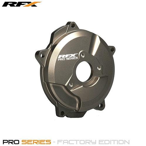RFX Pro Clutch Cover Hard Anodised KTM SX65 09-20 TC65 17-20