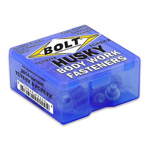 Bolt Husqvarna TC/TE/TX/FC/FE/FX 50CC-501CC 14-20 Plastic Fastener Kit