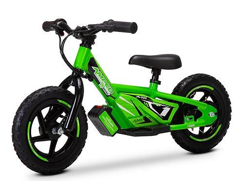 AMPED A10 Electric Balance Bike Green