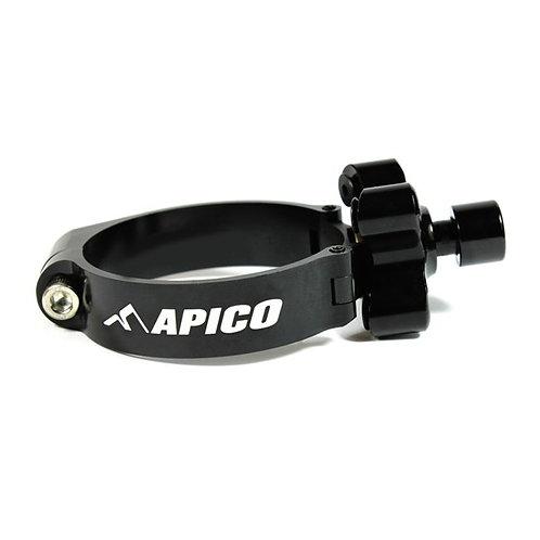 Apico Honda CRF250/450 04-21 Holeshot Device Black