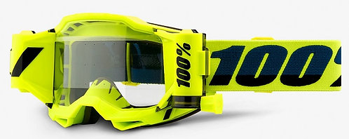 100% Accuri 2 Forecast Goggle Fluo Yellow