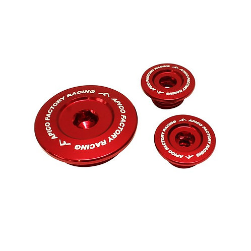Apico Honda Engine Timing Plug Red