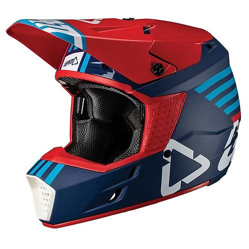 Leatt GPX 3.5 Helmet Ink/Blue
