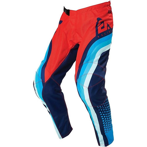 Answer 2021 Youth Syncron Swish Pant Pro Blue/Astana/Answer Red