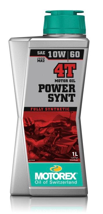 Motorex Cross Power 4T 10w/60 1L Fully Synthetic