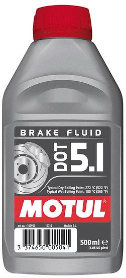 Motul Dot 5.1 Brake Fluid 500ml