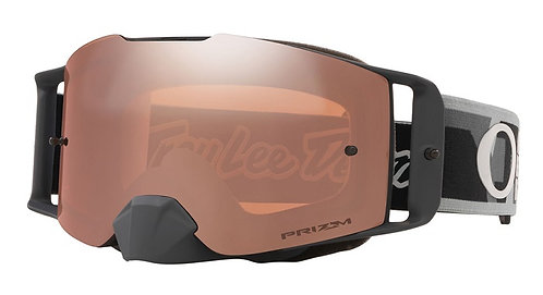 Oakley Front Line Goggle (TLD Confetti Stealth) Prizm MX Black Iridium Lens