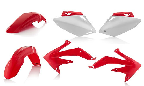 Acerbis CRF450 07-08 Std 4 Part Plastic Kit