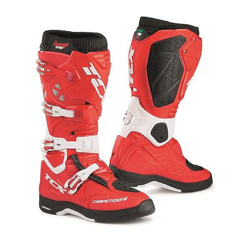 TCX Comp Evo Michelin 2 Boot Red/White