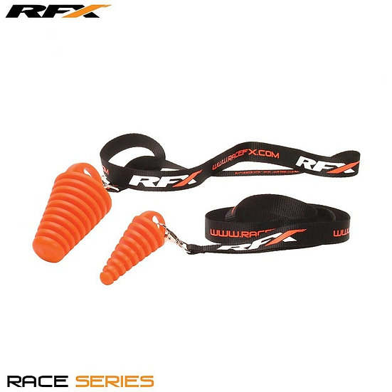 RFX 2-Stroke Exhaust Bung With Lanyard