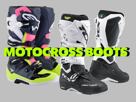 Motocross Boots