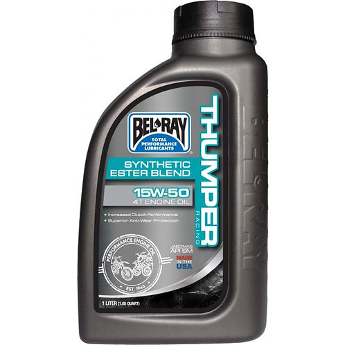 Bel Ray Thumper Racing Works Synthetic Ester 4T 15w/50 Engine Oil