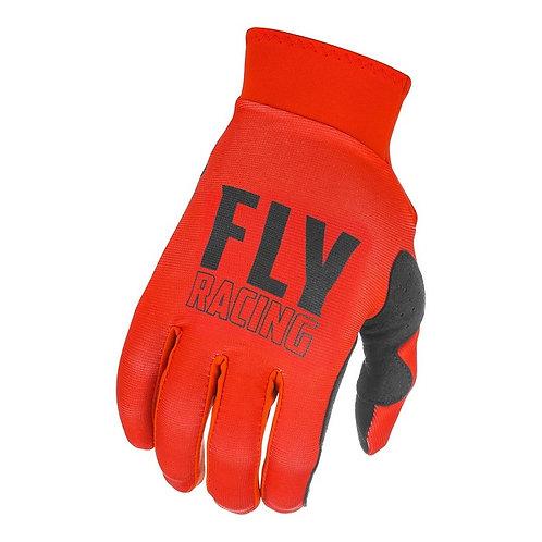 Fly 2021 Pro Lite Gloves Red/Black