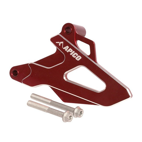 Apico HONDA CRF250R 18-20, CRF250RX 19-20 RED Front Sprocket Cover