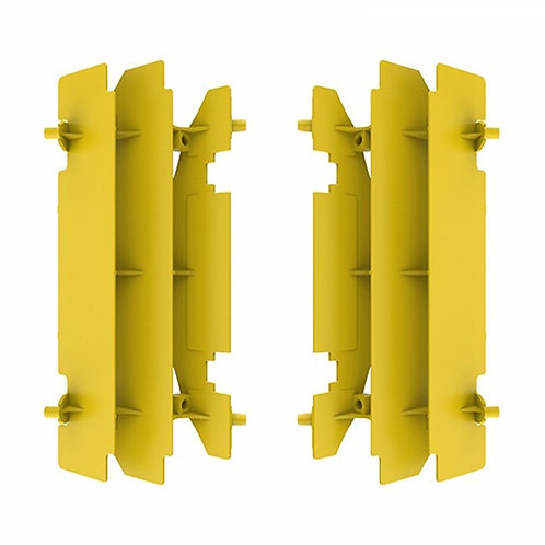 Suzuki Radiator Louvers Yellow