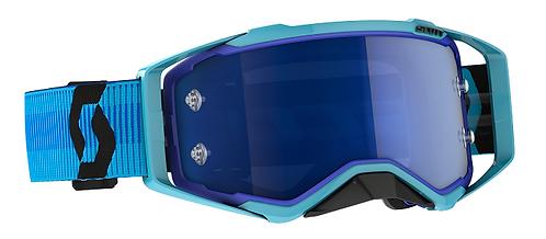 Scott 2022 Prospect Blue/Black Blue Chrome Works Lens