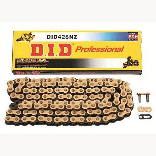 DID 428NZ Chain Gold/Black 130L