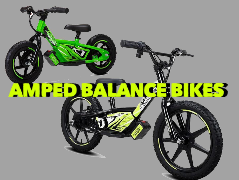 AMPED Bikes