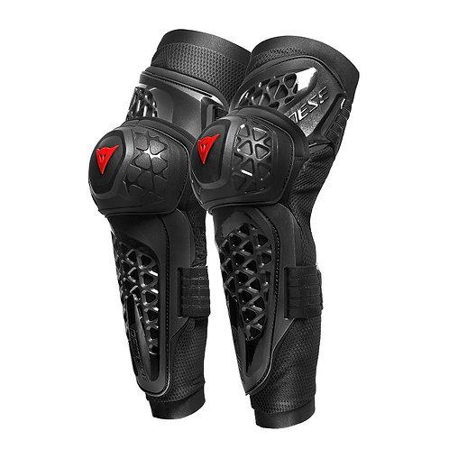 Dainese MX 1 Knee Guards - Black
