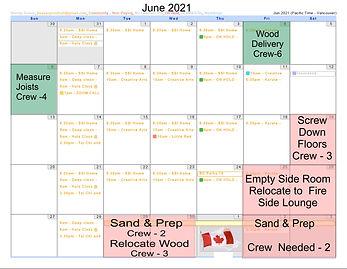 Updated Floor Sched Calendars June v3 .j