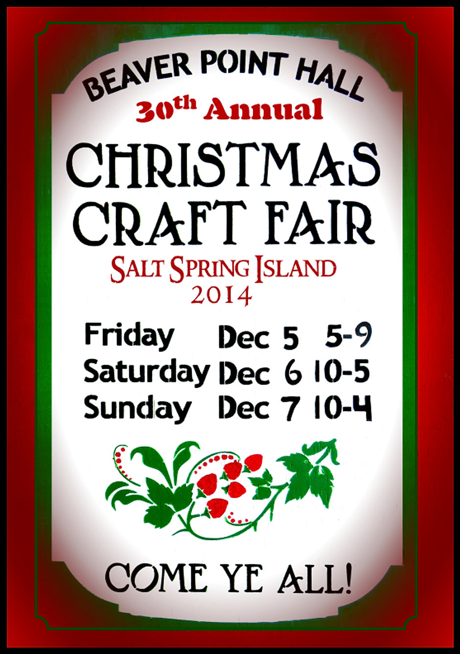 Clarkston Craft Fair