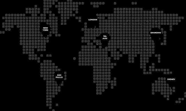 mapa parceiros DealMaker