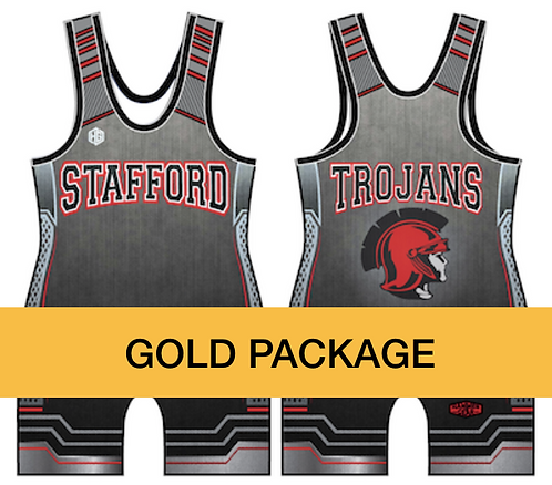 Stafford Trojan Gold Package