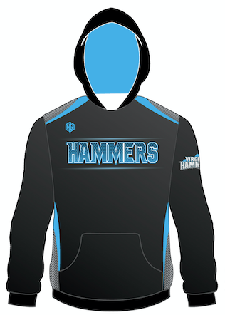 Women's Hammer Hoodie