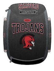 Stafford Trojans Gearbag