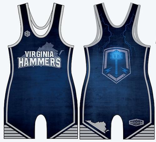 Virginia Hammer Singlet
