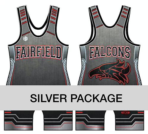 Fairfield Falcon Silver Package