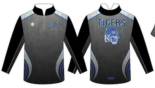 Tiger Quarterzip