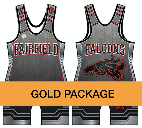Fairfield Falcon Gold Package