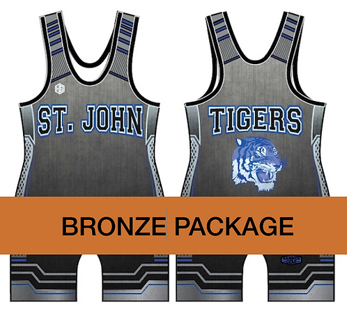 Tiger Bronze Package