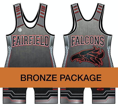 Fairfield Falcon Bronze Package
