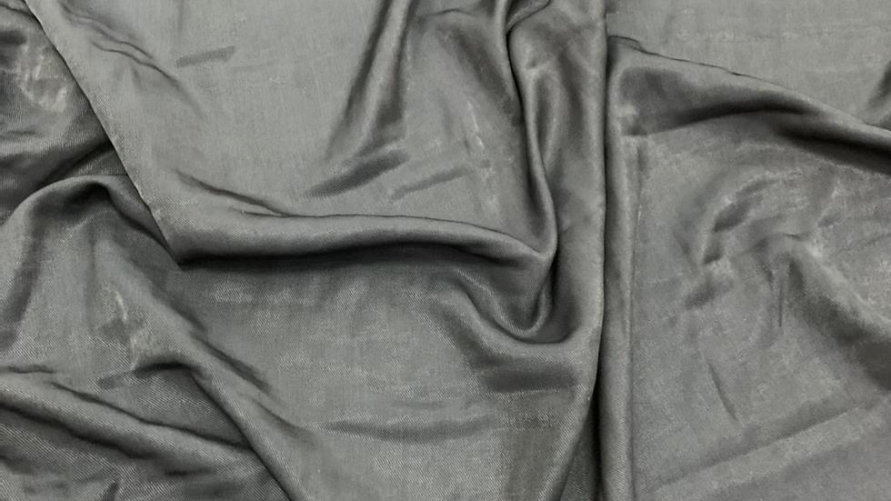 בד ויסקוזה עבה שחור