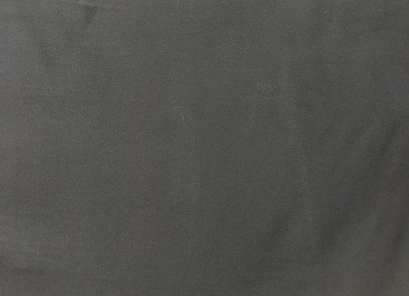בד ג׳רסי שחור