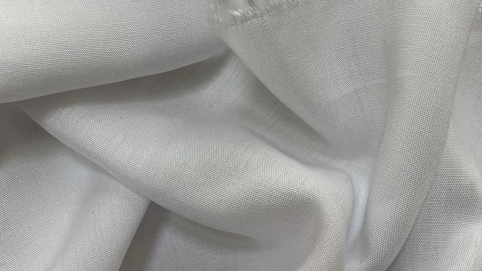 בד ויסקוזה לבן