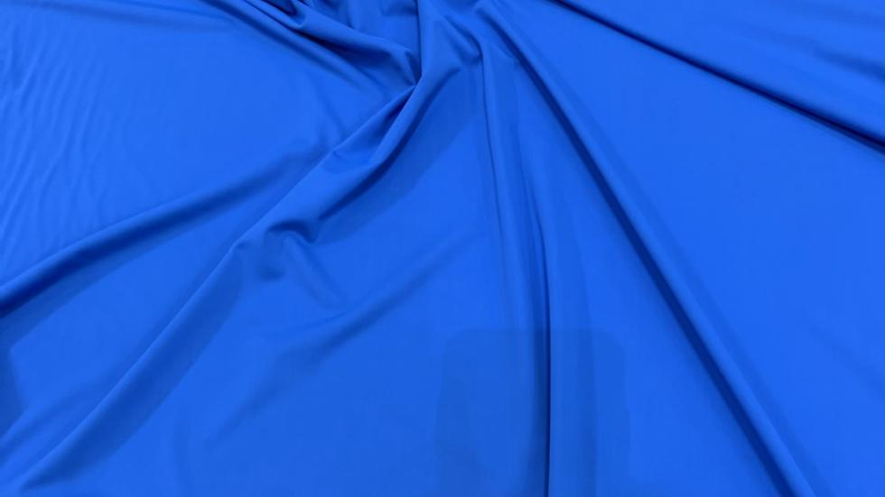 בד לייקרה כחול ים