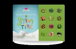 Spring Time Vegetables