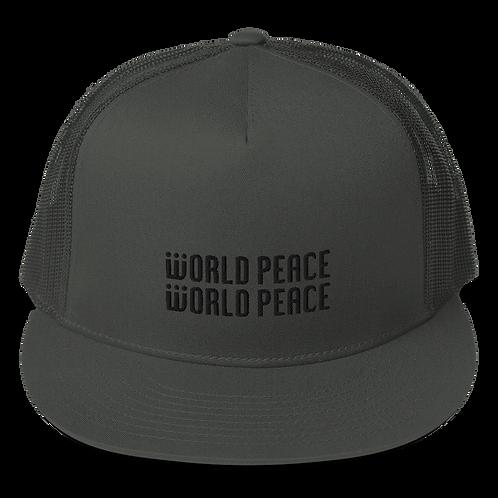 World Peace Mesh Back Snapback
