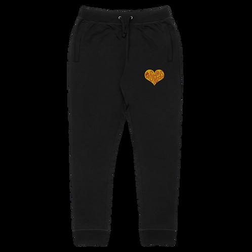 Gentle Heart Unisex slim fit joggers Pants