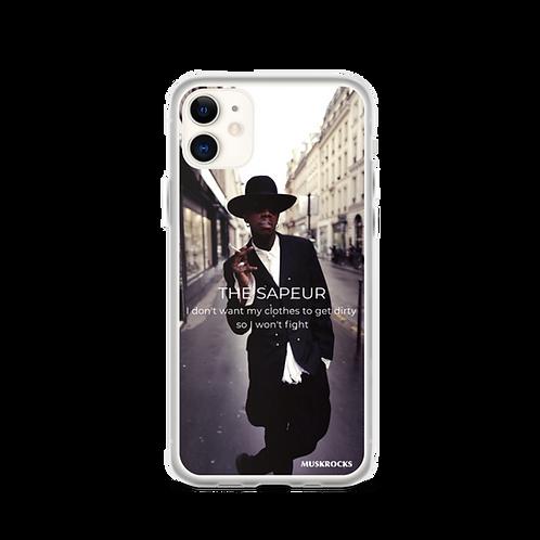 Sapeur iPhone Case