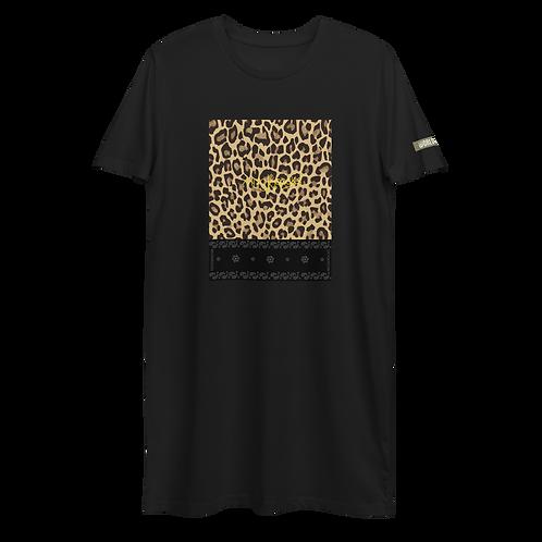 MUSKROCKS Organic cotton t-shirt dress