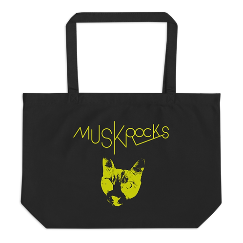 MUSKROCKS tote bag