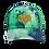 Thumbnail: Gentle Heart Tie dye Low Cap